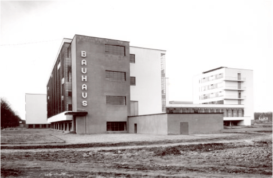 Bauhaus Dessau, 1926