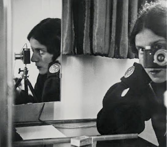 Autorretrato, 1926